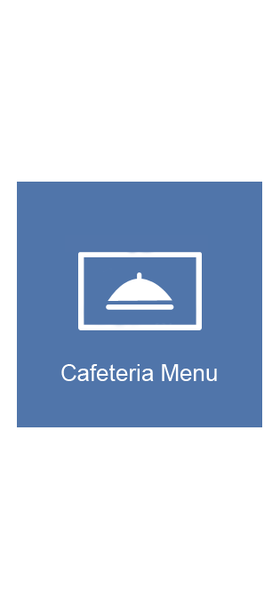 Cafeteria Menu Icon
