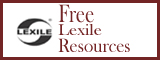 Free Lexile Resources Logo