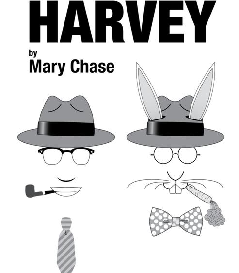 Harvey by Mary Chase - Promo Image
