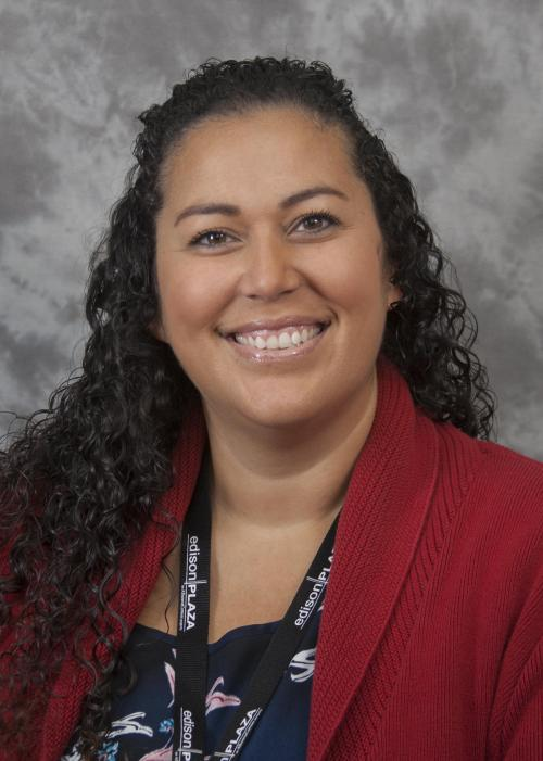 Taressa Pulido, Program Assistant
