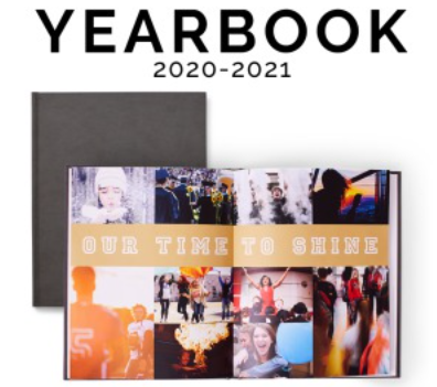 Order your 2020-2021 yearbook today!