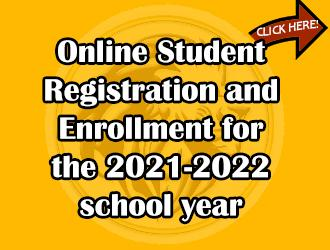 Student registration & enrollment for the 2021-2022 school year is now open!
