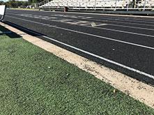 Lion Stadium Track