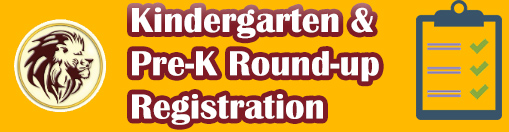 Click here to register for Pre-K or Kinder!