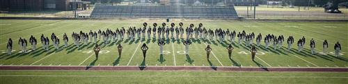 NBHS Band Formation