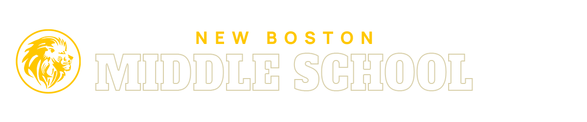 New Boston Middle School Logo