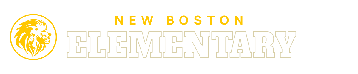 New Boston Elementary School Logo