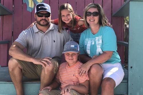 Skinner Family picture