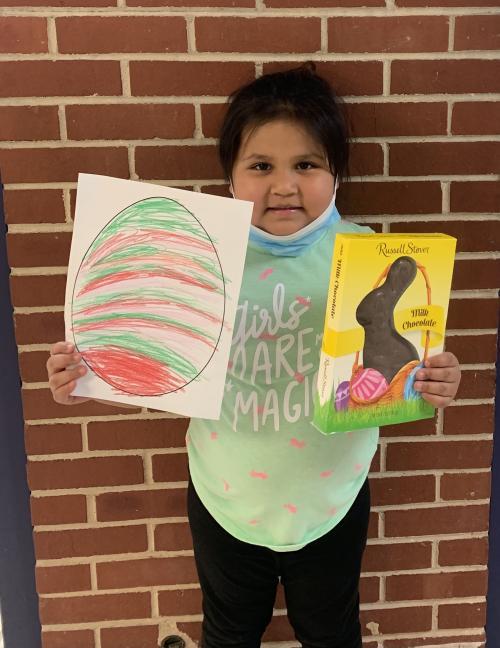 Kirah Sanchez - Kindergarten