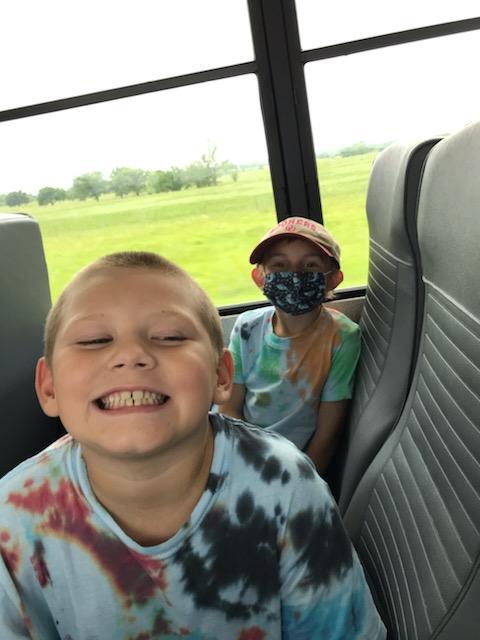 Summer field trip