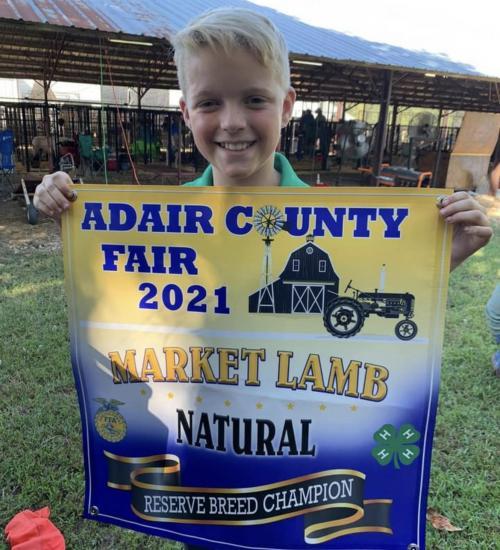 Adair Co. Fair 2021