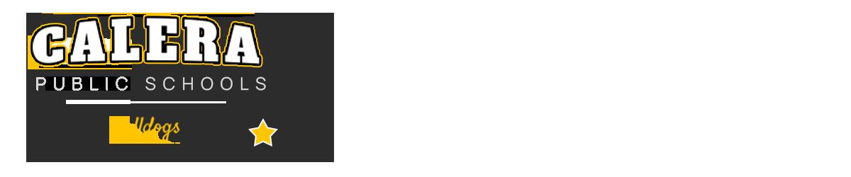 Calera Public Schools Logo