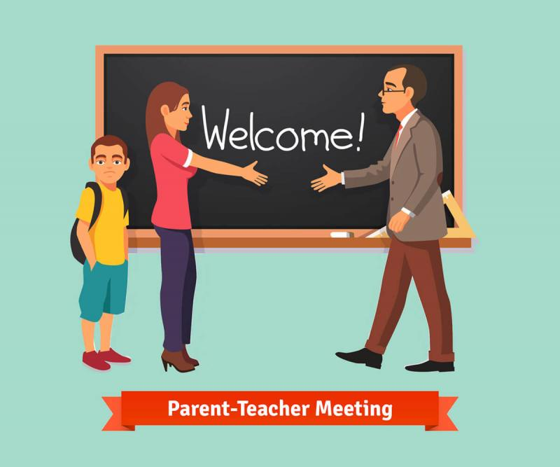 PARENT/TEACHER CONFERENCE DAY OCTOBER 12