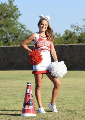 Hailey Smith - Junior All-American Cheer Leader