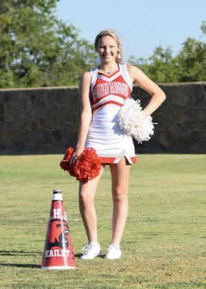 Kailey Isenhower - Senior Captain