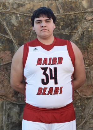 #34 Braeden Ramirez, SR