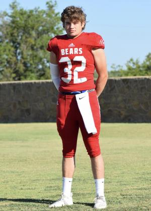 #32 Kaleb Ray - Junior Captain