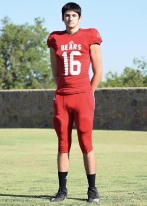 #16 Ryker Voigts - Junior