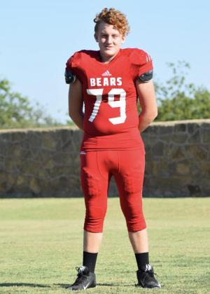#79 Dominic Carillo - Freshman