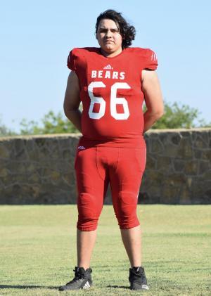 #66 Braeden Ramirez - Senior Captain