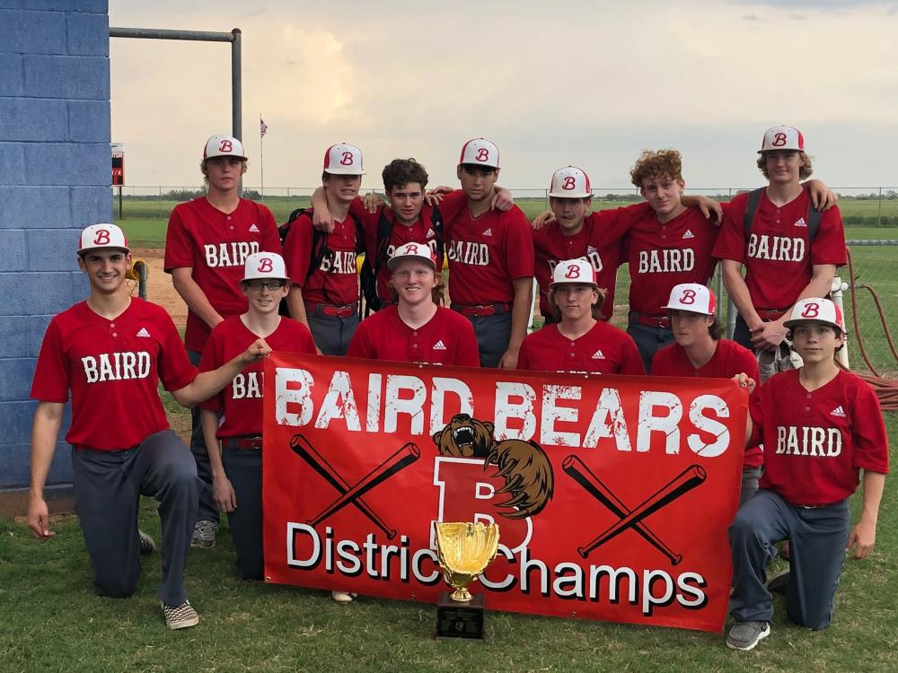 District Champs