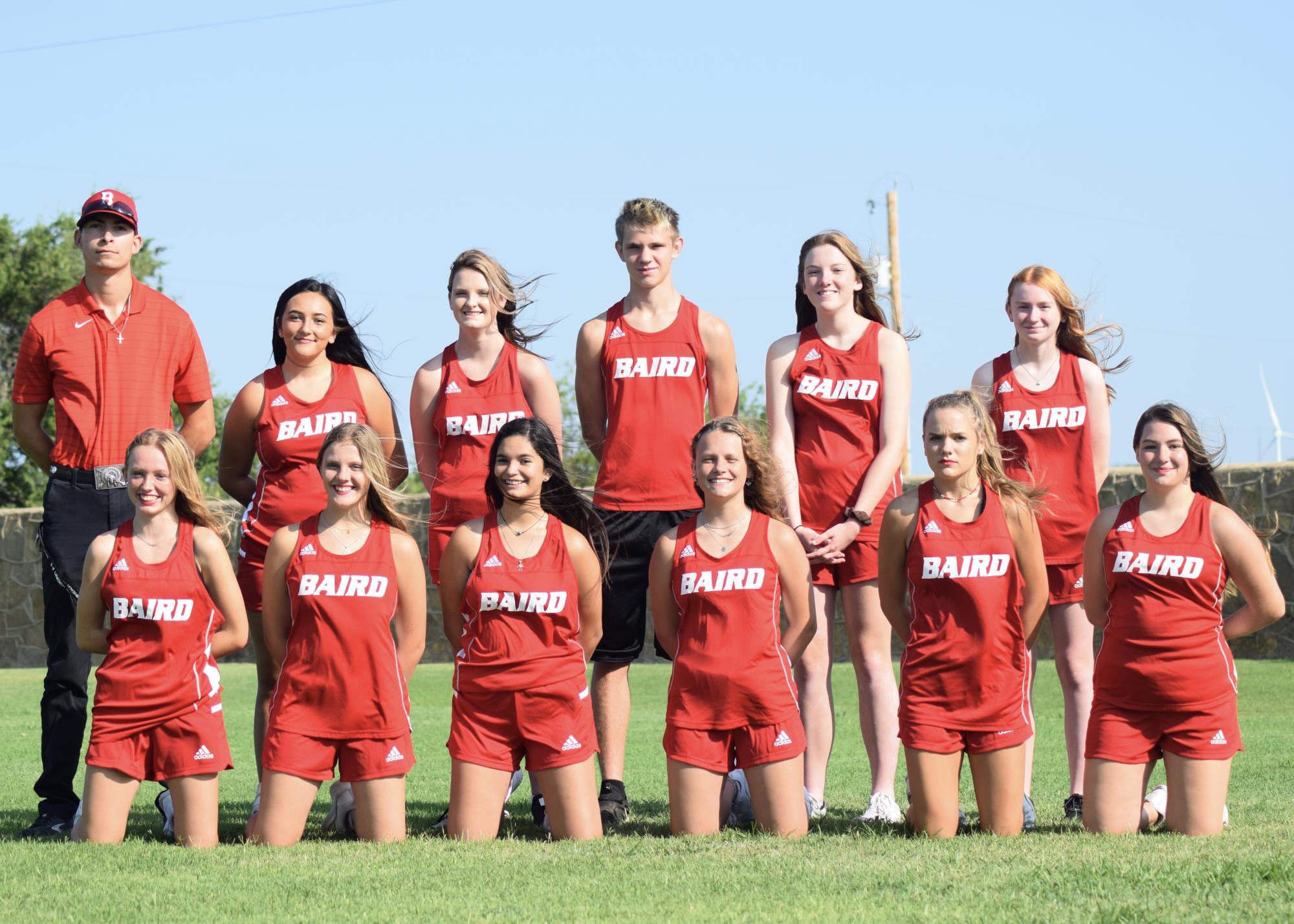 Varsity Cross Country Team