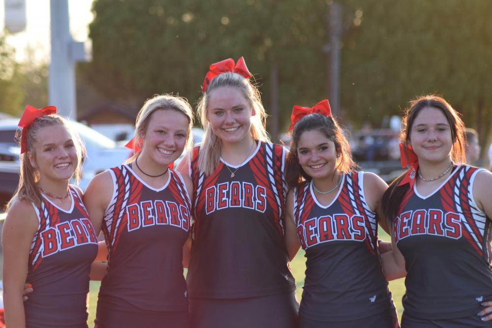 Cheer at Crowell