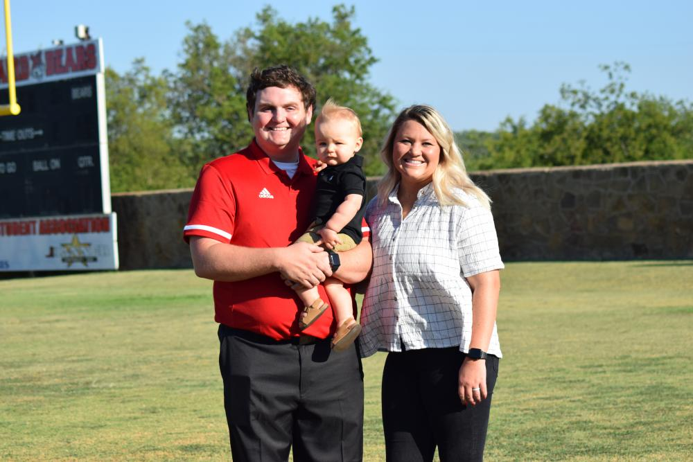 Andrew Wise and Family