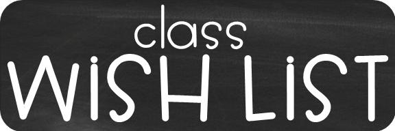 Class Wish List Button