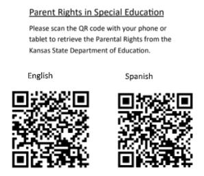 Parent Rights QR Code