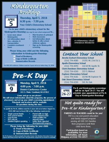 Pre-K Day Information