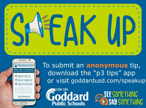 To submit an anonymous tip, download the