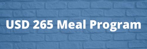 USD 265 Meal Program