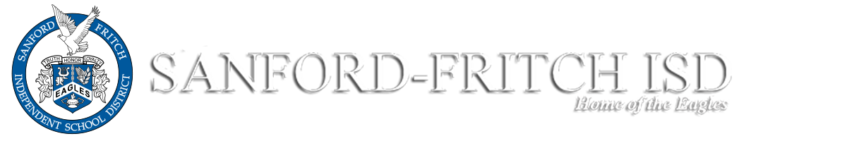 Sanford-Fritch ISD Logo