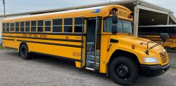 CHS Gets a New Route Bus