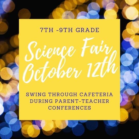 Central High Science Fair