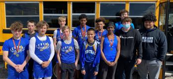 Central High JH and HS Track had a good day and competed well at the Alex Invitational Track Meet.