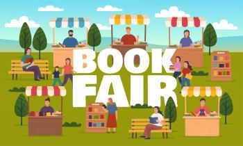 Reminder - Fall 2020 Online Book Fair