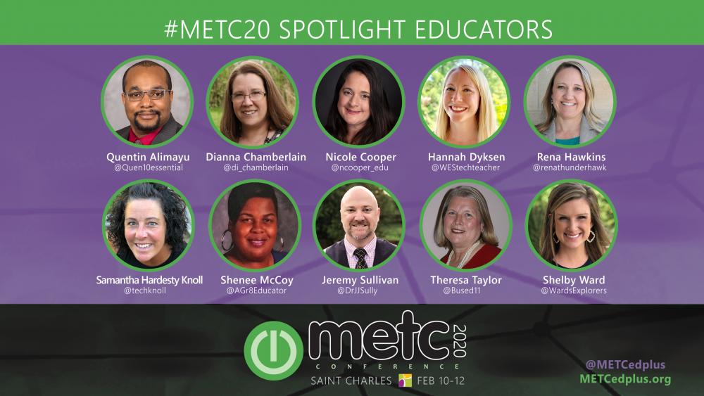 METC20 spotlight