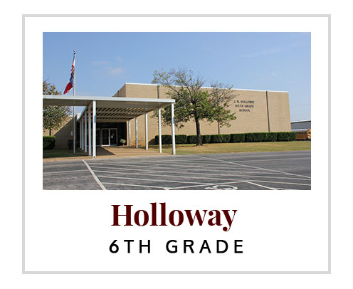 Holloway 6th Grade