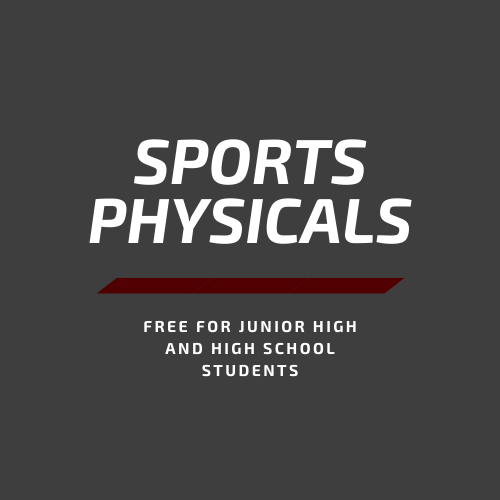 Free physicals for students