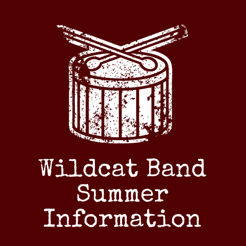 WHS Band Summer Information