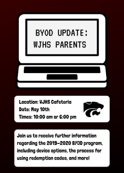 WJHS Bring Your Own Device program