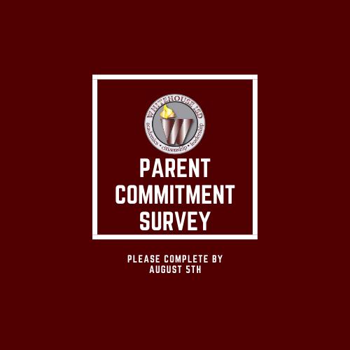 2020 Parent Commitment Survey