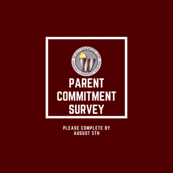 2020 Parent Commitment Survey