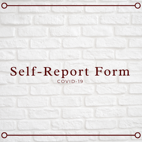 Self-Report Form for COVID-19