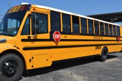 Whitehouse Transportation auctioning off buses