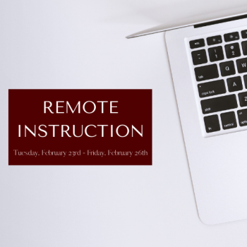 Remote Instruction for WISD