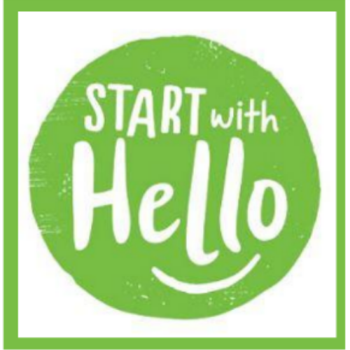 Start w Hello Daily Messages!