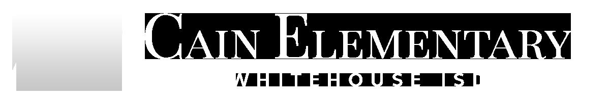 Cain Elementary Logo